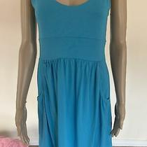 Topshop Sleeveless Knee Length Dress .size 10. in Excellent Condition. Photo