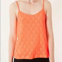 Topshop Tonal Lace Cami Photo