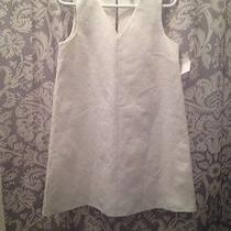 Topshop White Dress Sz 8  Photo
