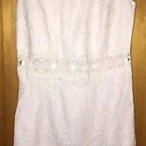 Topshop White Lace Dress Photo