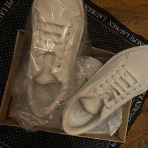 Topshop White Platform Sneaker Sz. 10.. Photo