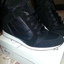 Topshop Women Sneaker - Android Hidden Wg Tn  - Us 8.5 Photo