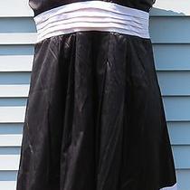 Torrid 24 Black and White Dress Photo