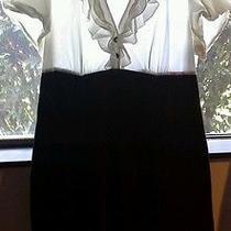 Torrid Black and White Dress Sz 22  Photo