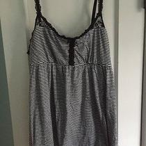Torrid Black and White Nightie Photo