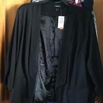 Torrid Black Blazer Plus Size 4 Photo