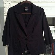 Torrid Black Blazer Size 1 Photo