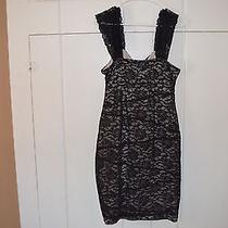 Torrid Black Lace Dress Photo
