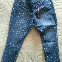 Torrid Lightening Bolt Stiletto Ankle Skinny Jeans Sz 16 Photo