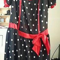 Torrid Minnie Mouse Costume Photo