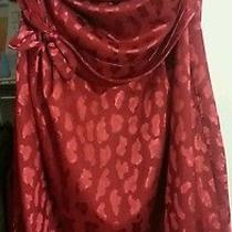 Torrid Red Cheetah Dress Photo
