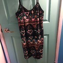 Torrid Sequin Dress Size 1 Photo