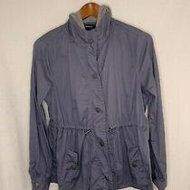Torrid Size 00 Anorak Blue & Grey Jacket  Photo
