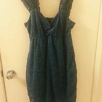 Torrid Size 1 Blue Dress Photo