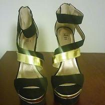 Torrid Wedge Heel Shoes Size 9 Photo