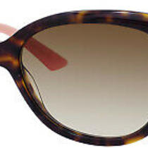 Tortoise Blush Women's Kate Spade Angelique/s Us 0juh Y6 55 Sunglasses Photo