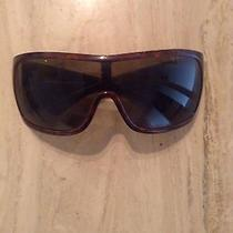 Tortoise Shell Prada Sunglasses Photo