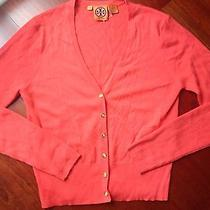 Tory Burch 100% Cashmere Cardigan  Photo