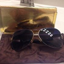 Tory Burch Aviator Sunglasses  Photo