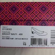 Tory Burch Bea Pump New With Box  Photo