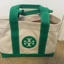 Tory Burch Beach Tote Photo