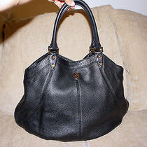 Tory Burch Black Dakota Large Hobo 495 Photo