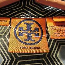 Tory Burch Blouse Size 10 Photo