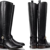 Tory Burch Bristol Riding Boots Size 6.5 Photo
