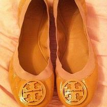 Tory Burch Caroline Ballet Flats Camilla Pink 8.5 Photo