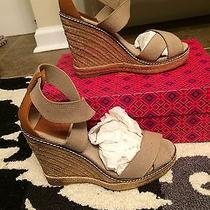 Tory Burch Espadrille Wedges Photo