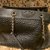 Tory Burch Flemming Triple Compartment Tote Photo