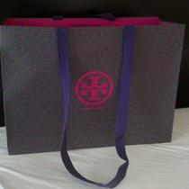 Tory Burch Gift bag.classy Way to Re-Gift or Carry Your Things Free Shipping Photo