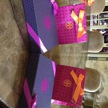Tory Burch Gift Box Lot Photo