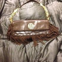 Tory Burch Habdbag Brown Photo