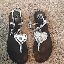 Tory Burch Heart Sandal 8.5 Photo