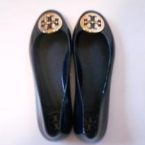 Tory Burch Jelly Ballet Flat Size 8.5m  Photo