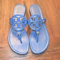Tory Burch- Miller Logo Sandals Like New Condition Stickers Still on Bottom Photo