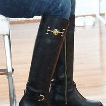 Tory Burch 'Nadine' Riding Boot 9.5 Photo