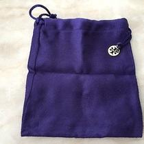 Tory Burch New Purple Jewelry Bag Photo