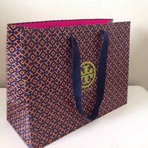 Tory Burch Paper Shopping Bag  Free Shipping Torie Tori Photo