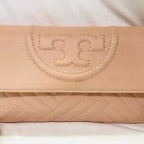 Tory Burch Pink Clutch Style With Chain Strap  Photo