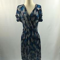 Tory Burch Printed Dress Size M  Photo