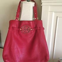 Tory Burch Red Bag Photo