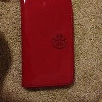 Tory Burch Red Wallet Photo