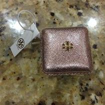 Tory Burch Robinson Tape Measure Rose Gold Photo