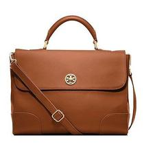 Tory Burch Robinson Top Handle Satchel - Authentic / New  Photo