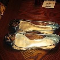 Tory Burch See Through Flats Size 9 Retail at 360 Photo