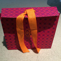 Tory Burch Shoe Gift Box for Box of Sandals or Flats Photo