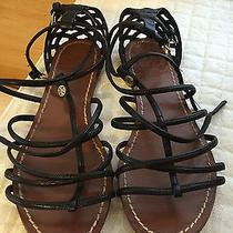 Tory Burch Strappy Sandals Photo