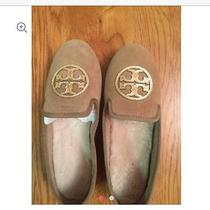 Tory Burch Suede Shoes Photo